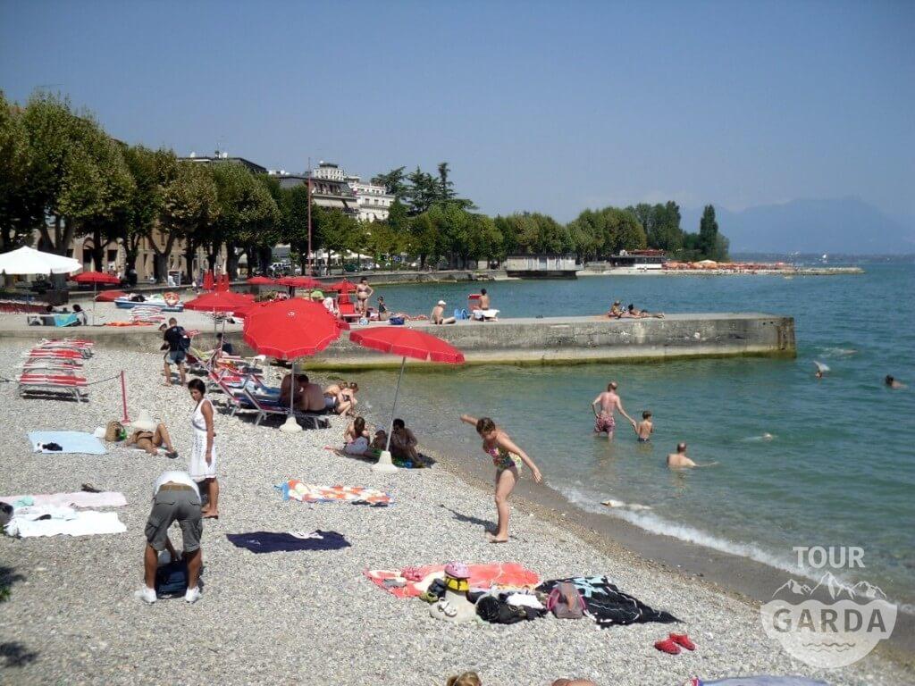 пляжи в в Дезенцано