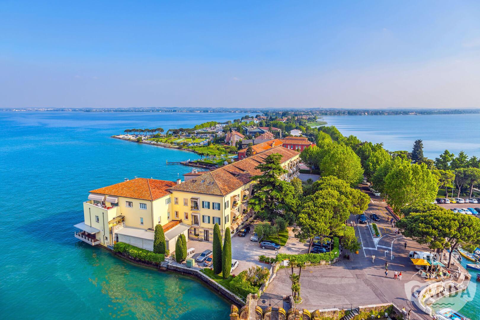 недвижимость на озере Гарда